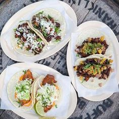 Whether they're filled with al pastor, Peking duck, or a bone-in pork chop, America's best tacos aren't just for Tuesday.