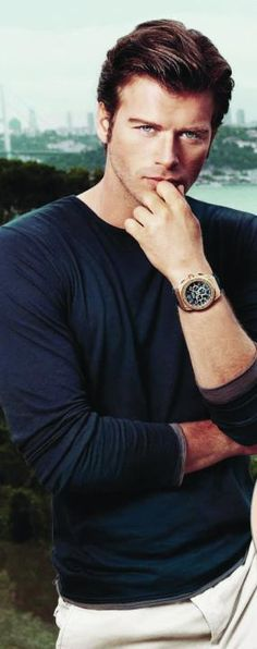 Kivanc Tatlitug -Turkish Actor- Love him!