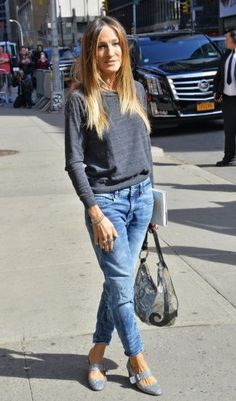 Sarah Jessica Parker im InStyle Look des Tages | InStyle