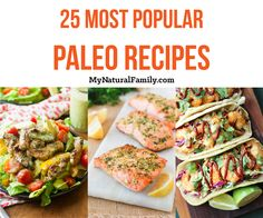 I recently wrote a post called the 25 Most Pinned Paleo recipesandit was so popular that I decided to write this post. I compiled the first post by including recipes that had more than 10,000 repins on a single pin on Pinterest but for this post, I decided to find recipes thathave over 50,000 pinsContinue