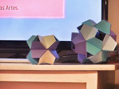 Little Turtle - Tomoko Fuse Origami Art, Cube, Turtle, Paper, Decor, Turtles, Decoration, Tortoise Turtle, Decorating