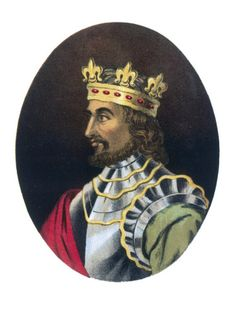 Stephen, King of England, 1135-1154. Fought with Maud, daughter of Henry I over the throne