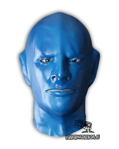 #Fantomas #Masken #fasching #latex http://www.horrormasken24.de/Faschingsmasken/