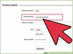 Image titled Sell Your Products on Alibaba Step 10