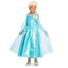 Elsa Costume Collection for Kids   Disney Store