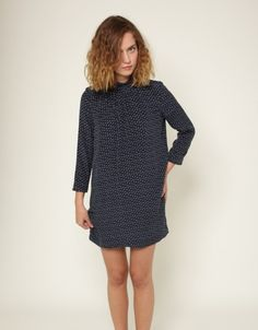 i really love this, but it's always meant for skinny people! =( // winter moon dress ymc
