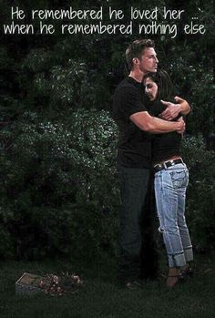 It happened once, it can happen again!  JaSam - gh - general hospital