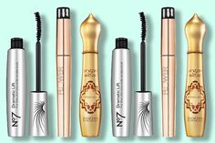 If mascara is a staple in your makeup routine, you probably go through a ton of tubes a year. Argan Oil Mascara, Drugstore Mascara, Mascara Tips, Beauty Skin, Beauty Makeup, Summer Beauty Tips, Eyelash Growth Serum, Anti Aging Facial, Perfect Eyes