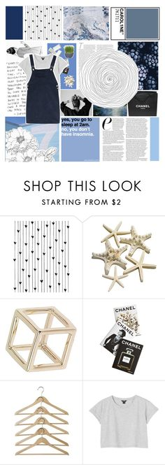 """""""i don't know what you've been told"""" by orchid-fire ❤ liked on Polyvore featuring Camp, Libertine, Topshop, Assouline Publishing, Chanel and Monki"""
