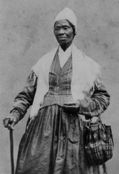 photo:Sojourner Truth article and lesson: 'If There Is No Struggle…': Teaching a People's History of the Abolition Movement  Teaching Activity. By Bill Bigelow. 16 pages. role play, students become members of the American Anti-Slavery Society Time Periods: Early 19th Century: 1800 - 1849, Civil War Era: 1850 - 1864, 19th Century | Themes: African American, Civil Rights Movements, Democracy & Citizenship, Laws & Citizen Rights, Organizing, Racism & Racial Identity, Slavery |