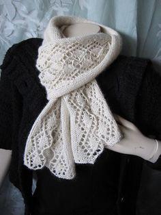 raverly; free pattern by knitting monster