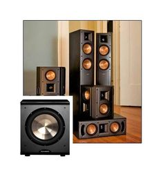 Klipsch Home Theater Bundle-FREE BIC Acoustech - - Product Description: Now in its fifth generation, Reference II spea Wireless Home Theater System, Bose Home Theater, Best Home Theater Speakers, Best Home Theater System, Home Entertainment, Fifth Generation, Gifts For Photographers, Square Photos
