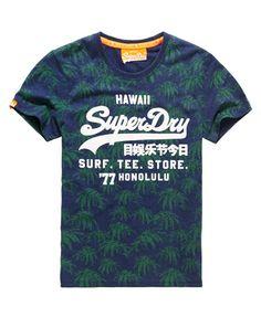 Superdry Camiseta Shirt Shop Surf