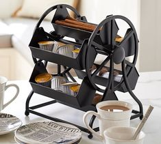 Coffee Pod Ferris Wheel | Pottery Barn