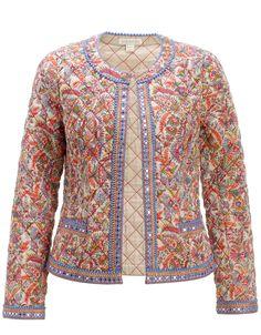 Camilla Print Jacket, Monsoon,