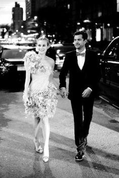 Joshua Jackson & Diane Kruger.