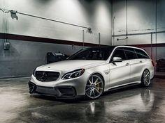 Silver, Mercedes-Benz E-Class, luxurious car wallpaper