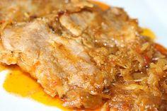 Polish Recipes, Lasagna, Pork, Food And Drink, Menu, Cooking, Ethnic Recipes, Kale Stir Fry, Menu Board Design