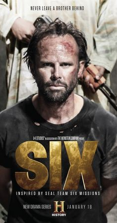 Created by William Broyles Jr., David Broyles.  With Barry Sloane, Kyle Schmid, Juan Pablo Raba, Edwin Hodge. Navy SEAL Team Six attempt to eliminate a Taliban leader in Afghanistan when they discover an American citizen working with the enemy.