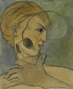 Francis Picabia Aurore 1930 x 46 cm) Tristan Tzara, Man Ray, Francis Picabia, Plastic Art, Art Studies, French Art, Figurative Art, Online Art Gallery, Art Museum