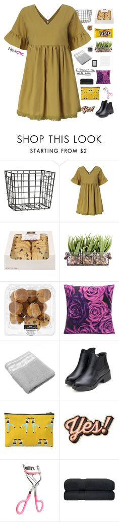 """NewChic Style ♡ 2"" by lanadelnotyou ❤ liked on Polyvore featuring H&M, Anya Hindmarch and vintage"
