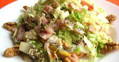"""Классный рецепт - Новогодний салат """"Красотка"""" без майонеза! Сегодня хочу поделиться рецептом очень вкусного праздничного салата «Красотка». Все ингредиенты в салате идеально сочетаются и создают гармонию вкуса. Любой хозяйке хочется удивить своих гостей чем-нибудь необычным, вкусным и оригинальным, этот салат отвечает всем требованиям. https://www.youtube.com/watch?v=_ZDWwgwgW6k"""