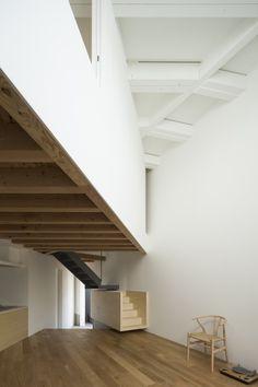 kamiuma house ~ chop + archi | photos © masao nishikawa