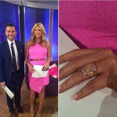Sonia Kruger.. SHEIKE dress, with Thomas Sabo ring..