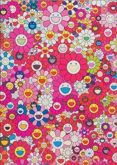 An hommage to Monopink 1960 A door Takashi Murakami