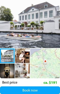 Boutique Hotel Van Cleef (Bruges, Belgium) – Book this hotel at the cheapest price on sefibo.