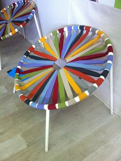 elastic chair