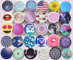 An assortment of popsockets for an assortment of people Cool Cases, Cute Phone Cases, Iphone Cases, Boutique Accessoires, Accessoires Iphone, Phone Accesories, Cell Phone Accessories, Cute Popsockets, Instruções Origami