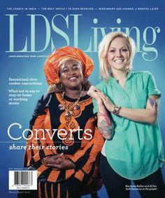 Al Fox LDS Living Magazine 2013