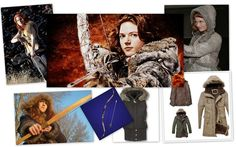 "Ygritte - What you'll need:  1. Dark winter coat with faux fur 2. Red, long hair 3. Black pants 4. Faux fur winter boots 5. Bow and arrow 6. Be a know-it-all |  Awesome ""Game Of Thrones"" Women To Be For Halloween"