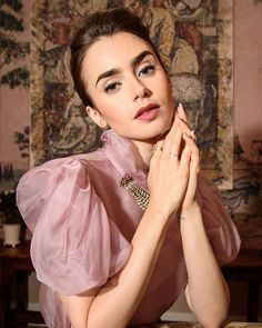 WEBSTA @ lilyjcollins - It's all about the costumes on @LastTycoonTV! Chatting with @WWD about Celia Brady's wardrobe, thirties fashion, and stepping out of my comfort zone!...
