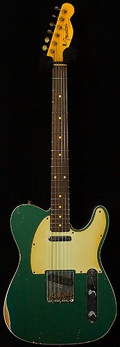 "Dealer Select Wildwood ""10"" Masterbuilt '59 Tele Relic 