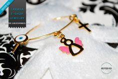 #angel #baby #girl #pink #enamel #brooch #silver #jewelry #motherday #joyas #mujer #woman #moda #jewellery #γυναικα #μωρο #νεογεννητο #δωρο #παραμανα #καρφιτσα #αγγελακι #σμαλτο #αγγελος Pink Enamel Sweet Angel Baby Brooch Sterling Silver 925 Gold-plated Handmade Jewelry Cross Enamel Eye - Order Code: 01pinN27G Χειροποιητη Καρφιτσα Παραμανα Μωρου Ασημενια 925 Επιχρυσωμενη Αγγελακι Σμαλτο ροζ Σταυρο Ματακι φυλαχτο. Δωρο  νεογεννητα, βαφτιση, γενεθλια μωρου.  Ελληνικο Χειροποιητο Κοσμημα Enamel Jewelry, Fine Jewelry, Religious Cross, Cross Jewelry, Handmade Jewelry, Brooch, Drop Earrings, Sterling Silver, Gold