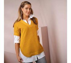 Úpletový pulovr | blancheporte.cz #blancheporte #blancheporteCZ #blancheporte_cz #moda #fashion #exkluzivni #exclusive Turtle Neck, Pullover, Sweaters, Fashion, Moda, Fashion Styles, Sweater, Fashion Illustrations, Sweatshirts
