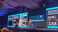 Norm Judah habla de Transformación Cloud #LatamCXOForum