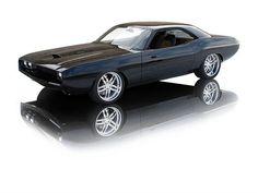 1970 Dodge Challenger 575 HP 5 Speed Insidious