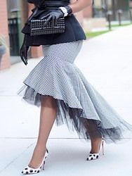 Ericdress Houndstooth Floor-Length Patchwork Fashion Skirt Fashion girls, party dresses long dress for short Women, casual summer outfit ideas, party dresses Fashion Trends, Latest Fashion # African Fashion Dresses, African Dress, Boho Fashion, Fashion Outfits, Womens Fashion, Fashion 2018, Cheap Fashion, Fashion Top, Fashion Brands