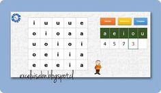 ExceLuisABN Matemática y Excel: Contar en Educación Infantil, v1.0.