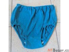 Modré dámské retro cvičební trenýrky | Náchod | Bazar a inzerce zdarma - All-bazar.cz Trunks, Gym Shorts Womens, Retro, Swimwear, Fashion, Drift Wood, Bathing Suits, Moda, Stems
