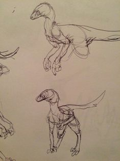 Prehistoric Wildlife, Dinosaurs, Motivation, Drawings, Art, Art Background, Kunst, Sketches, Performing Arts