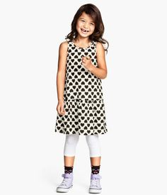 heart dress h&m