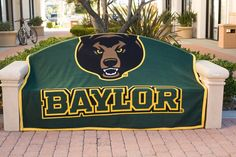 With a Purpose - BAYLOR BEARS Blanket for a Blanket. Someone please buy me this for Christmas! :-)