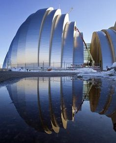 Kauffman Center for the Performing Arts, Kansas City, Missouri