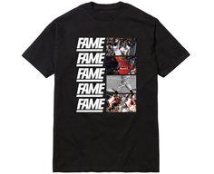 Cut & Paste T-Shirt Black