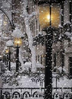 Cute Christmas Gifts, Christmas Art, Winter Christmas, Winter Love, Winter Art, Winter Night, Winter Snow, Winter Pictures, Christmas Pictures