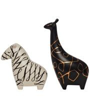 Kate Spade | Zebra And Giraffe Salt And Pepper Shakers